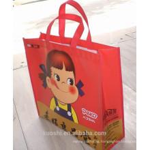 free samples bopp poly hand woven bag
