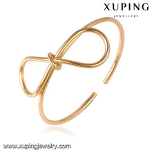 51642 Xuping 18k gold plated color jewelry fashion women bangles