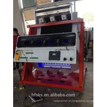 Melhor máquina de borracha cor classificador de cor plástico pvc / plásticos / máquina de triagem de plástico