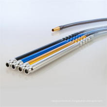 Top Selling Wholesale High Quality Silicone Hookah Hose with Aluminum Tips