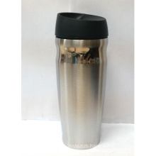 Stainless steel mug 400ml, coffee termos, wholesale reusable coffee cup