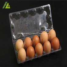 Vacuum Forming Plastic PET Egg Tray