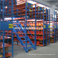Customized Heavy Duty /Loading Knock-down Warehouse Storage Racks Platform