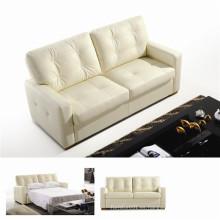 Sofá reclinable eléctrico USA L & P Mechanism Sofa Down Sofa (732 #)