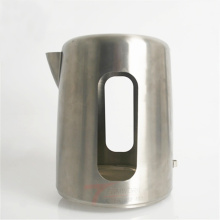 Kettle Rapid Prototype Blechbearbeitung CNC-Bearbeitung