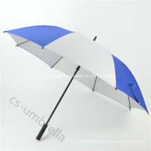 """27"""" Manual Open Promotion Golf Straight Umbrella for Advertising (YSS0127)"""