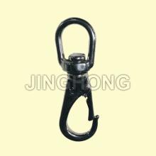 SS: Swivel Eye Snap Steel Rigging