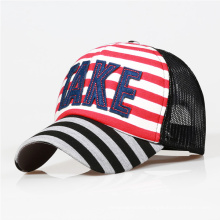 Promitional Custom Embroidery Logo Baseball Hat From China