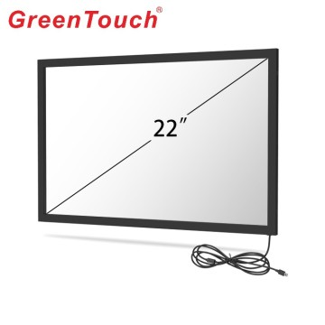 Multi Point 22 Zoll Infrarot-Touchscreen