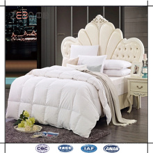 Hot Sale Super Soft Microfiber Filling 3 Star Hotel Used White Quilted Duvets
