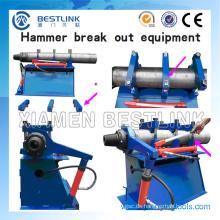 Hammer Zerlegungswerkzeuge DTH Breakout Bench
