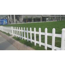 Cerca de jardín blanco de precio bajo de alta calidad