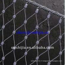 Boîtier en acier inoxydable pour animaux (usine)