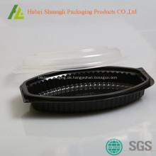 Wegwerfplastiknahrungsmittelbehälter für Verkauf