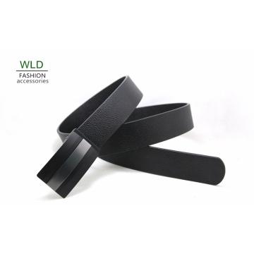 Fashion Basic Genuine Top Leather Men′s Belt Lky1200