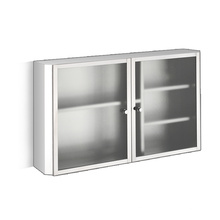 Stainless steel storage type kitchen cabinets direct from china 7048