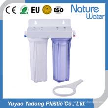 Filtro de água Undersink Nw-Pr202 do estágio dobro
