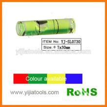 Высокоточный флакон уровня спирта с стандартом ROHS YJ-SL0730