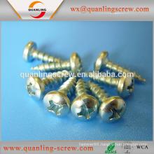 China wholesale high quality chipboard screw electro galvanization screw