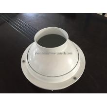 Difusor de jato esférico orientado a jato de alumínio de alta qualidade
