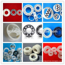 2014 China best quality ceramic ball bearing 608 skateboard bearing with competitive price