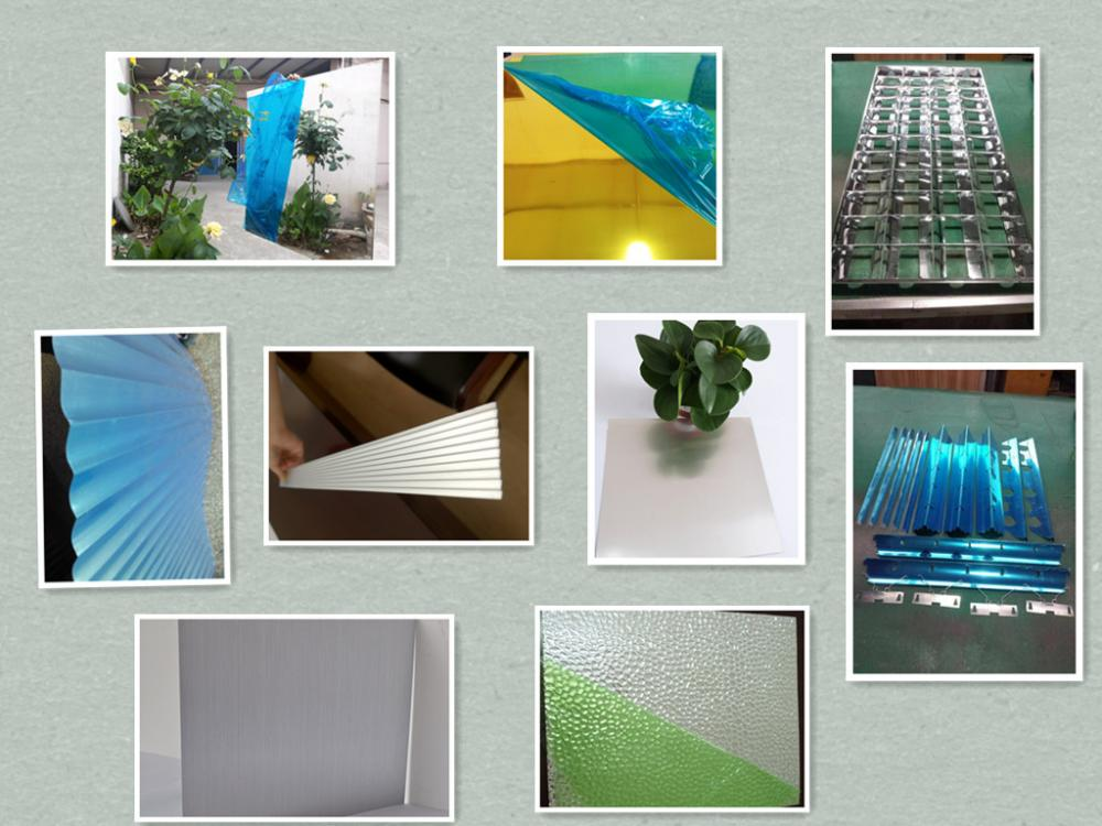 light reflective aluminum sheet