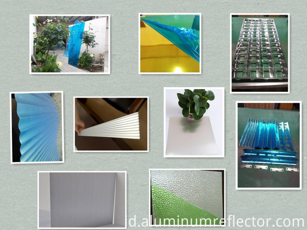 Decoration aluminum sheet
