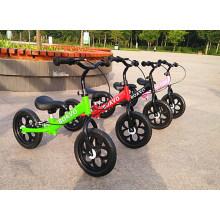 2017 Vente Chaude Meilleurs Cadeaux 16 Pouces Enfants Jouets Mini Vélo Bébé Équilibre Vélo