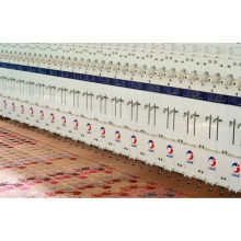 Lejia 66 Heads Flat Embroidery Machine