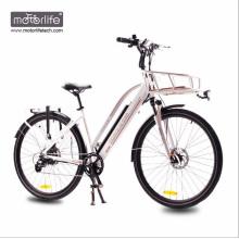 1000w BAFANG mid drive Morden Design vélo de ville électrique fabriqué en Chine, 36v350w vélo motorisé