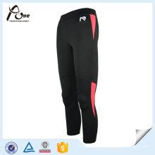 Custom Running Pants Women Slim Fit Fitness Wear