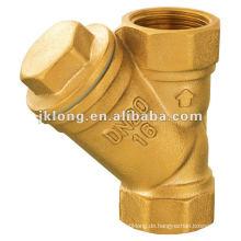 606 Y Typ Messing Sieb Messing Filter