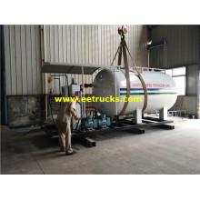 5 тонн готовящих газовых установок заполнения заноса