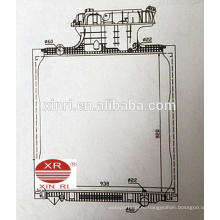 MAN TGA (02-) автомобильный радиатор алюминиевый радиатор 81061016512 81061016459 81061016462 81061016469 81061016473 81061016477