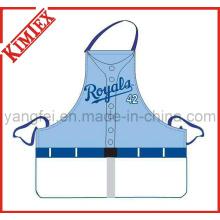 Customized promoção algodão cozinhar cozinha avental