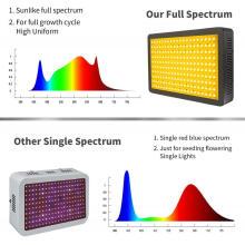 2000W LED Grow Light Full Spectrum SUNLIKE Lighting