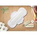 Ultra Thin Bio Sanitary Napkins Private Label
