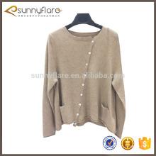 Suéter de cachemira al por mayor de China mujeres