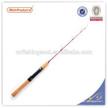 ICR053 caña de pescar de grafito caña de pescar en blanco weihai oem caña de pescar en el hielo