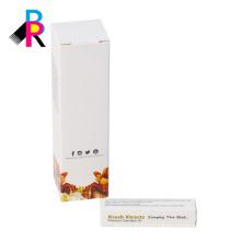 free design oem artpaper packaging box for cosmetic packed in bulk