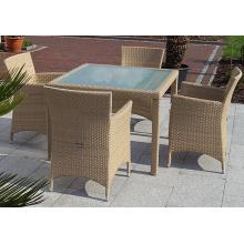 Открытый водонепроницаемый площадь обеденной мебели журнальный столик