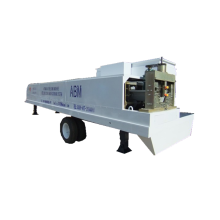 SX-ABM-1000-750 Hydraulic Super K Arch Roofing Galvalume Roof roll building forming Machine