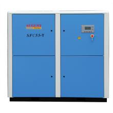 Luftverdichter mit variabler Frequenz und 55 PS / 75 PS
