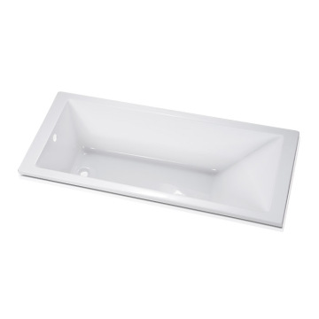 Deep Acrylic Undermount Drop-in Bathtub
