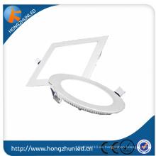 El buen precio para 12w llevó la luz del panel 90lm / w PF0.95 RA75 China manufaturer