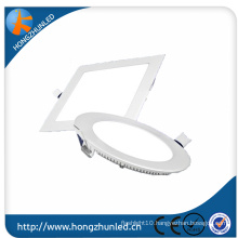 Good price for 12w led panel light 90lm/w PF0.95 RA75 China manufaturer