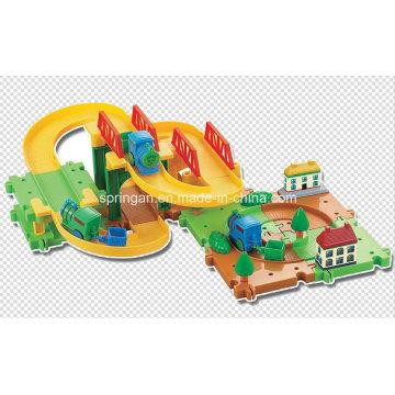 Ensemble de trains de jouets les plus récents