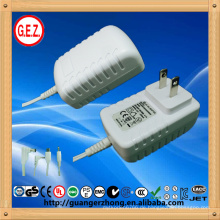 12v 500ma UL SAA PSE CE AC DC linearer adapter