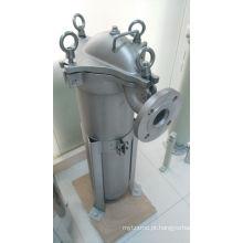 Ss 304 Stailess Carcaça de filtro de aço
