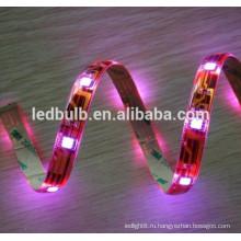 Гибкий свет 3528 светодиодной полосы супер яркий водонепроницаемый светодиодной полосы света
